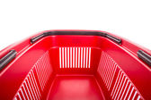 Red cart — Stock Photo