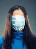 Gauze bandage — Stock Photo