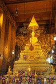 Wat Po Temple — 图库照片