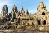Angkor temple — Stock Photo