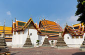 Authentic Thai Architecture — Stok fotoğraf