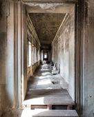 Templo no camboja — Foto Stock