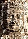 Kamenná tvář — Stock fotografie