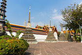 Temple of reclining buddha — Foto Stock