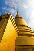 Wat Po Temple roof — Stock Photo