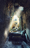 Starověké galerie — Stock fotografie