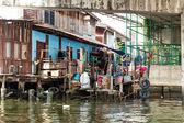 Shanty-town — Stock Photo