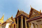 寺庙屋顶 — 图库照片