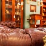 Luxury sofa in fashion interior — Stock Photo #49317569