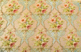 Rose fabric wallpapers — Stock Photo