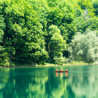������, ������: Mountain lake in Montenegro