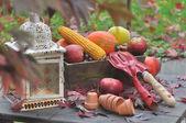 Jardinería en otoño — Foto de Stock