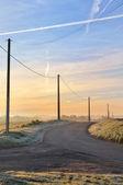 Camino de campo — Foto de Stock