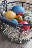 Uova di pasqua dipinte — Foto Stock