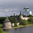 Pskov Kremlin — Stock Photo #10946546