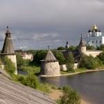 Kremlin of Pskov — Stock Photo #10946552