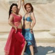 Belly dance — Stock Photo