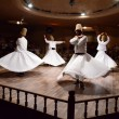 Whirling dervishes — Stockfoto