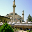 Mevlana mosque and museum in Konya, Turkey — Stock Photo