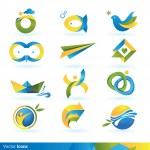Icon design elements — Stock Vector #6770896