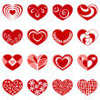 hearts — Stock Vector #29338769