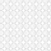 Geometrisch abstrakt. nahtlose muster. — Stockvektor