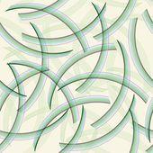 Abstracte geometrische achtergrond. naadloze patroon. — Stockvector