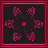 Stylish flower  backgrounds. — Stock Vector