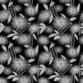 абстрактный цветочный фон фон — Cтоковый вектор