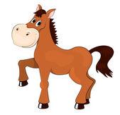 Brown horse — Stock Vector