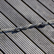 Marine white rope — Stock Photo