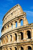 El coliseo en roma, italia — Foto de Stock