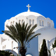 Stock Photo: FirSantorini Island Greece Europe