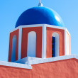 Oia, Santorini, Cyclades, Greece — Stock Photo