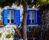 Santorini eiland, griekenland — Stockfoto