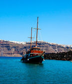 Boat — Stockfoto