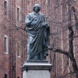 Statue of Nicolas Copernicus — Stock Photo