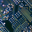 Stock Photo: Circuit Board Connections