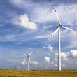 Wind energy — Stock Photo #26743845