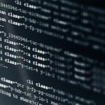 Computer Code HTML — Stock Photo #26744613