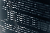 Computer Code HTML — Stock Photo