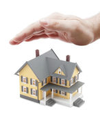Protect Your House — Stock Photo