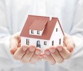 Your new house — Stock Photo