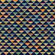 Royalty-Free Stock Vektorov obrzek: Seamless geometric pattern.