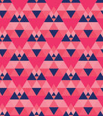 Pattern of triangles and rhombuses. — Vetorial Stock