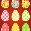 Easter design element 2 — Vector de stock