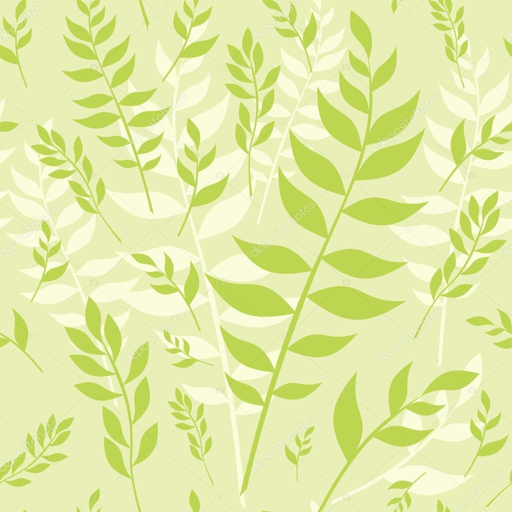 Hojas de color verde transparente vector de stock - Color verde hoja ...
