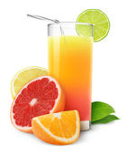Citrus juice — Stock Photo