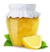 Lemon jam — Stock Photo