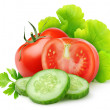Fresh vegetables — Stock Photo #21171449